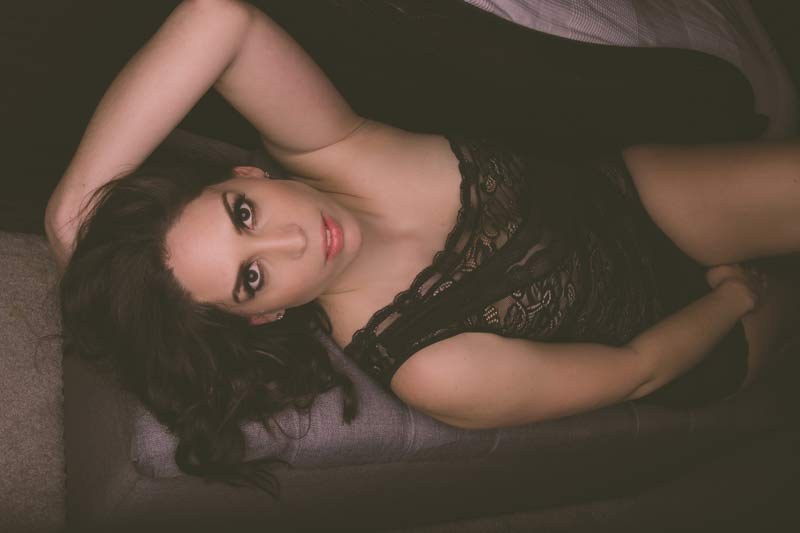 Mrs. Y's Boudoir Photography Session in Calgary