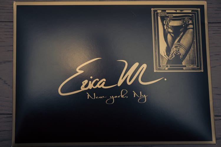 Erica M New York Body Suits and Stockings
