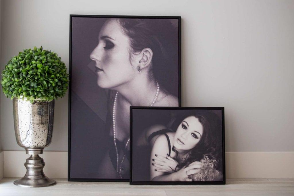Tattoo Boudoir Photography Calgary - Moody - Sexy - Boudoir Calgary