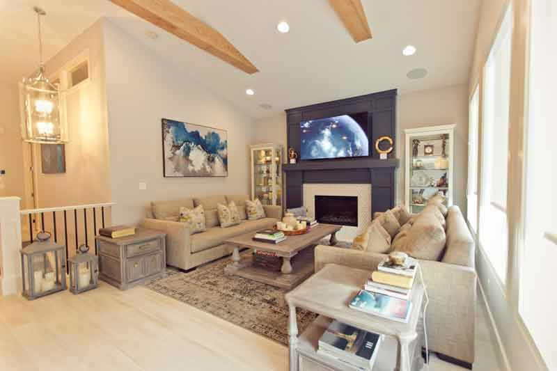 Calgary Boudoir Studio Living Area